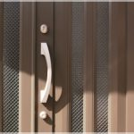 玄関ドア・レバーハンドル