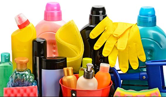 キッチンの掃除方法