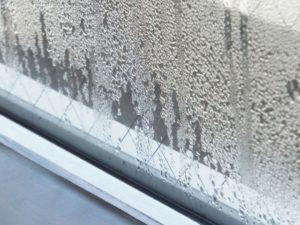 窓ガラスの結露